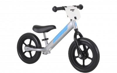 Silver/Blue - Bike