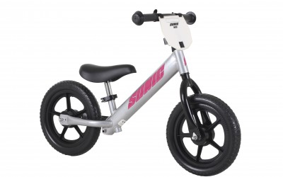 Silver/Pink - Bike