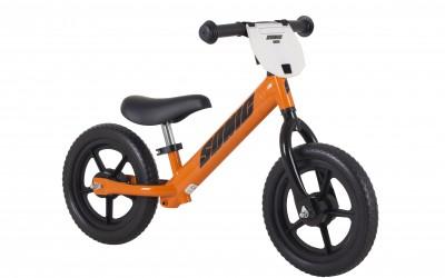 Orange - Bike